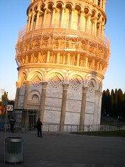 SANY1119 (t1mthet00lman) Tags: italy pisa leaningtower jan09