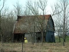 Decaying Barn (whitebuffalobk) Tags: mill missouri coveredbridge burfordville bollingermill