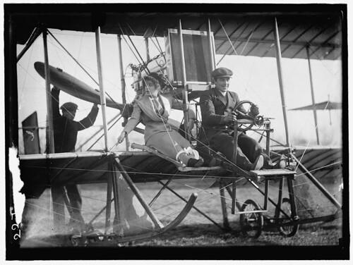 1912 reluctant passenger