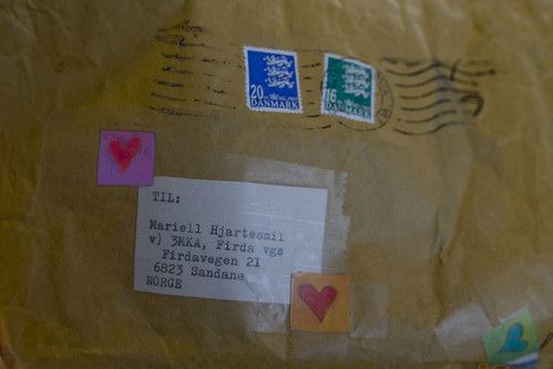 package from ina