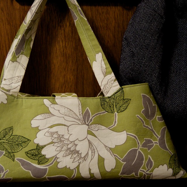 Last years spring purse
