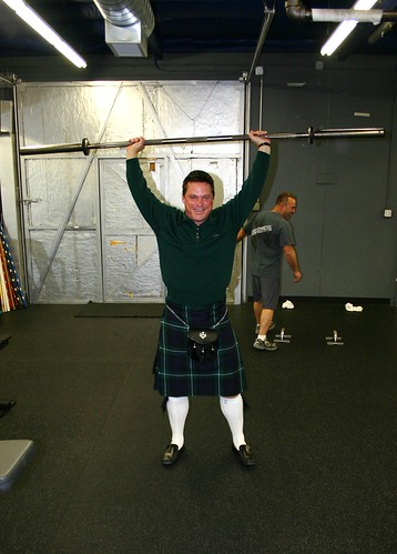 Kilt Training