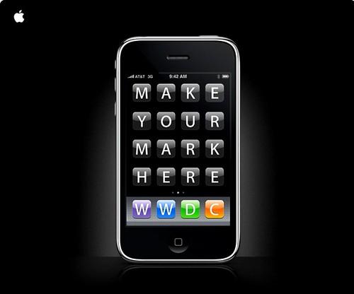 WWDC Apple '09 by marcopako .