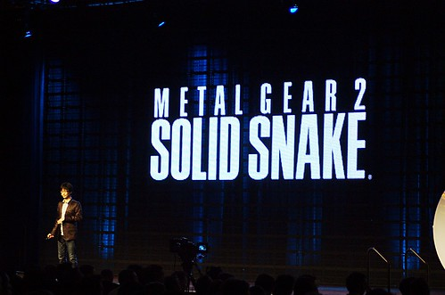 Hideo Kojima's keynote talk