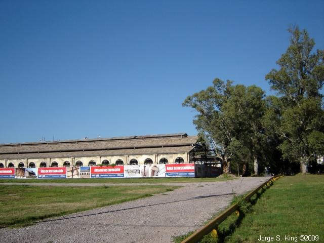 Vieja Estación Mitre