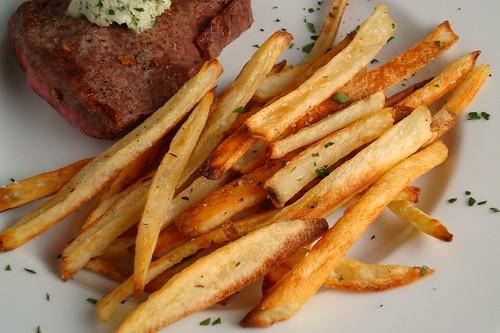 Herbes de Provence Oven Fries