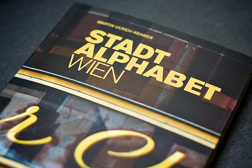 Stadt Alphabet Wien