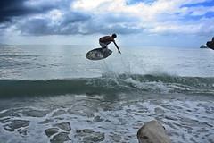 Caio Aerial (skimmer[boi]) Tags: skimboarding tanauanleyte skimmerboi skimboardinglocals