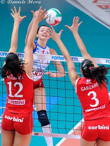 Foppa Scavolini Serena Ortolani