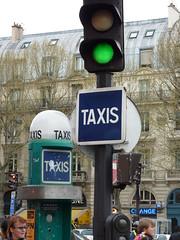 TAXI SPOT PARIS