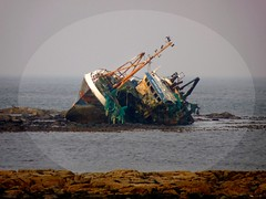 Sovereign (w11buc) Tags: scotland boat fishing aberdeenshire wreck sovereign fraserburgh cairnbulg 5photosaday
