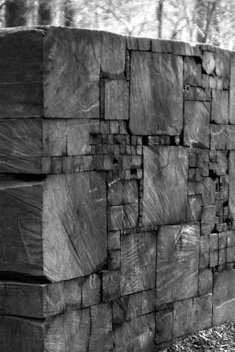 Cubed Oak