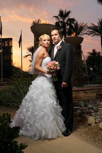 Scottsdale Arizona Wedding - Firesky Resort