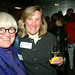 Pam Thompson and Marcia Laging-Cummings