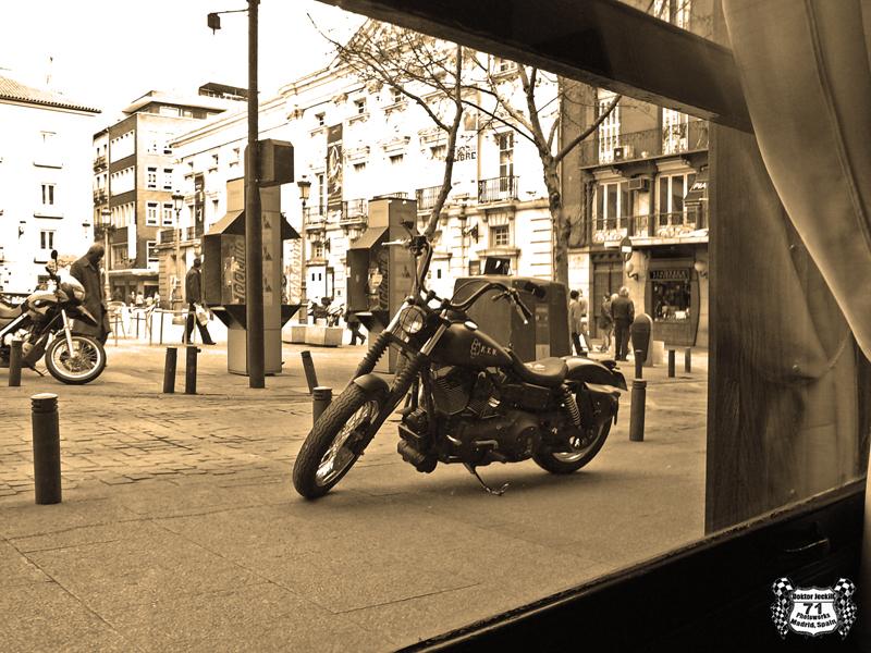 street bob ftw en el viejo madrid