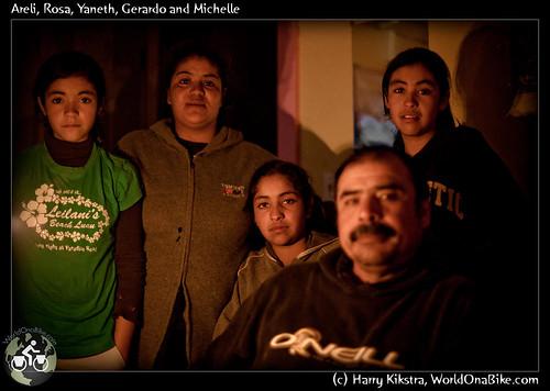 Areli, Rosa, Yaneth, Gerardo and Michelle por exposedplanet.