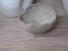 balloon bowl (bptakoma) Tags: pierced echo glen pottery balloonbowl