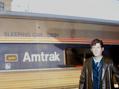 The Doctor on Amtrak