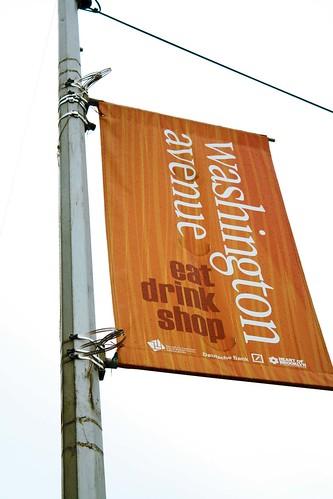 Eat, Drink, Shop Wash Ave.
