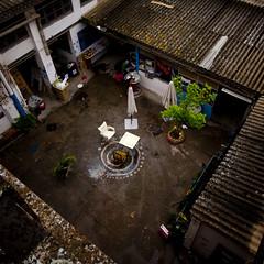 patio (fabricadesombreros) Tags: españa sevilla andalucia espaa espaciosabril09