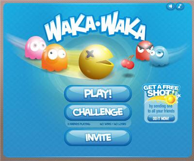 jugar waka waka online facebook gratis