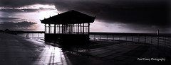 New Brighton Shelter (Paul Fessey) Tags: new rain paul photography nikon brighton wirral d300 fessey omglawl