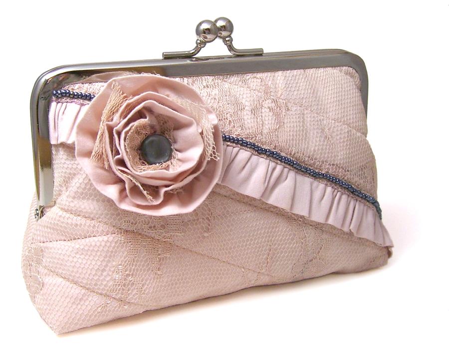 Vintage du jour purse