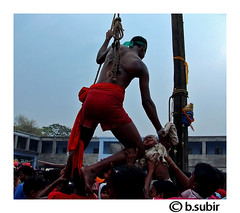Come on baby (subirbasak) Tags: india fair ritual basak subir gajan subirbasak