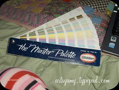 The Paint Fan Deck