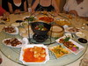 Pekin Duck banquet