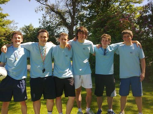 team photo football