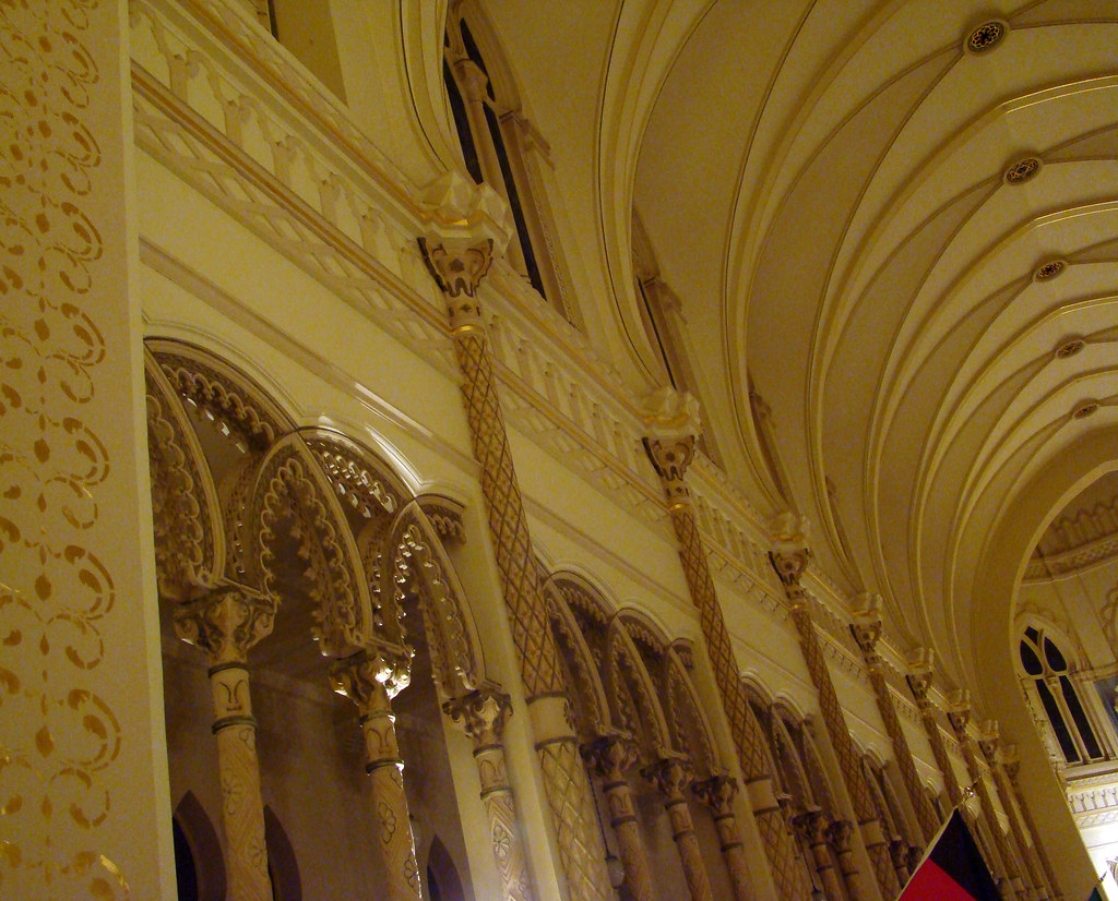DSC06491 Jesuit Church Moorish details