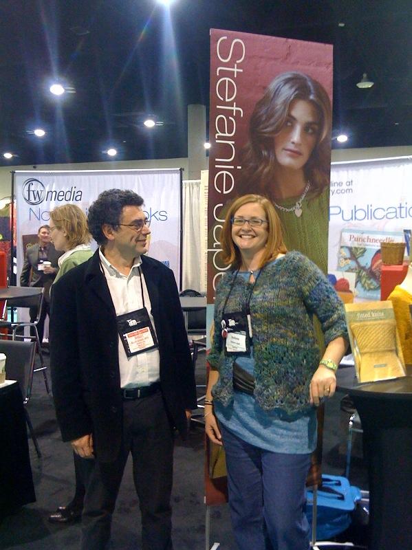 AGa con Stephanie Japel