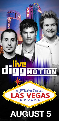 Diggnation LIVE in Las Vegas