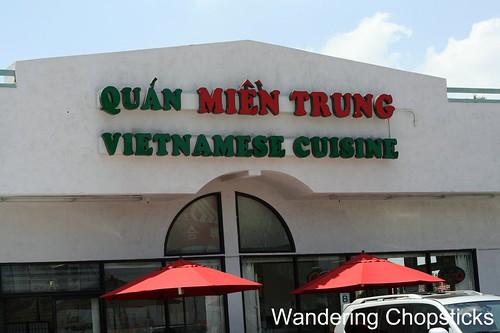 Quan Mien Trung Vietnamese Cuisine - Rosemead 1