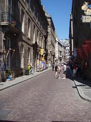 Улочки старого города Сент Мало