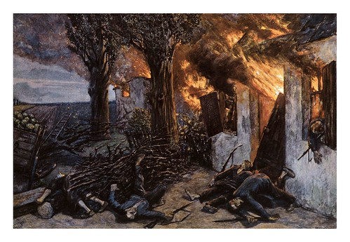 005-El castigo 1914-1919-Hans Baluschek