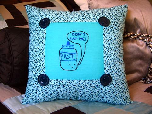 paste pillow 2