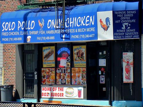 Solo Solo Pollo