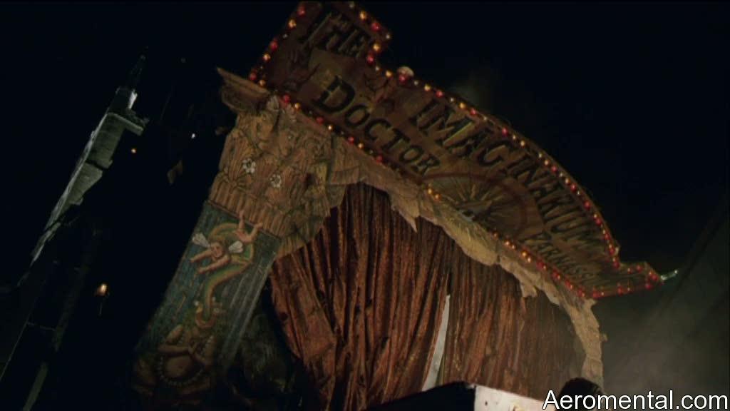 tienda Imaginarium del Doctor Parnassus