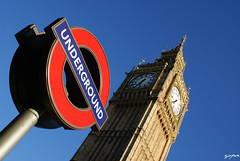 London Explore] (yopse - Arnaud Montagard) Tags: travel london underground big ben explore londres arnaud montagard yopse