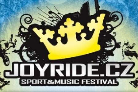 Praha bude opět hostit festival Joyride