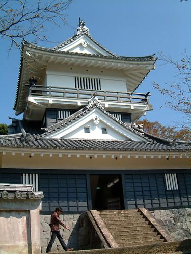 Kururi Castle