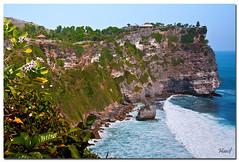 Uluwatu (maninerror (hanif)) Tags: sea sky bali sun seascape indonesia landscape hf
