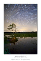 ... the reflection ... (liewwk - www.liewwkphoto.com) Tags: star perak  startrail 24l startails liewwk httpliewwkmacroblogspotcom wwwliewwkphotocom