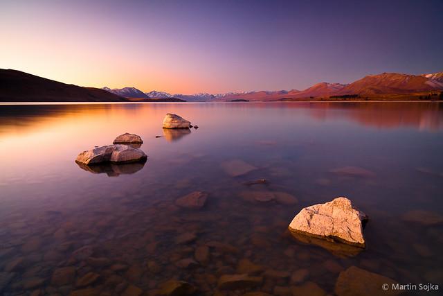 Lake Tekapo ~ New Zealand