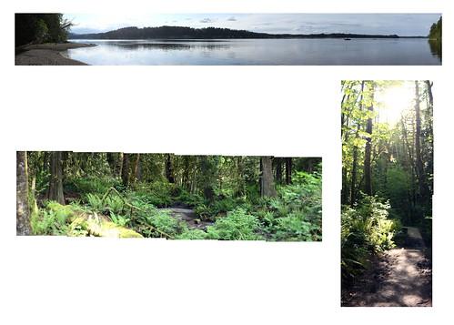 Three Panorama Composites
