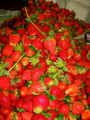 Mountain of Strawberries