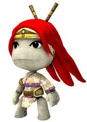 LittleBigPlanet characters Nariko