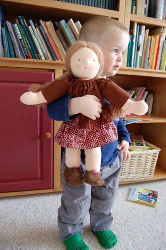 finished doll
